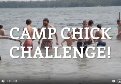 (VIDEO) Camp Chick Challenge